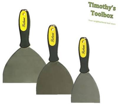 Richard Ergo-grip Flex Knife Taping Joint Knife Set 456