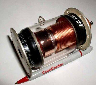 4-100pf 10kv 5kv Vacuum Variable Capacitor Tuner