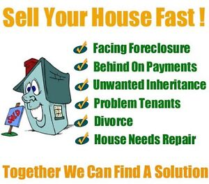 Sell Your House Fast! Kitchener / Waterloo Kitchener Area image 1