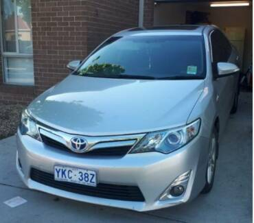 Toyota Camry Hybrid 2013 for Sale Franklin Gungahlin Area Preview