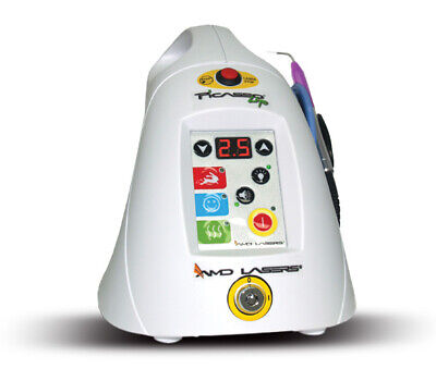 Dental Laser Diode Soft Tissue Endo Perio Surgical Kit Amd Picasso Lite