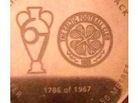 Celtic Lisbon Lions 1967 Rare Watch