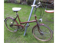 Classic BSA Town / Shopper 3 Hub Gears (Sturmey Archer) Bicycle