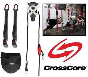 NEW CROSSCORE BODYWEIGHT TRAINER CrossCore War Machine Rotational Bodyweight Trainer 105920341