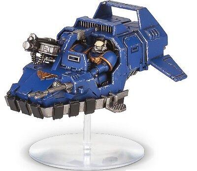 Warhammer 40K Space Marine Land Speeder - Games Workshop