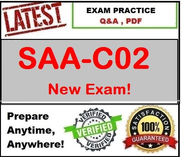 AWS Certified Solutions Architect Associate SAA-C02 ~ NEW 2020 Exam Q&A