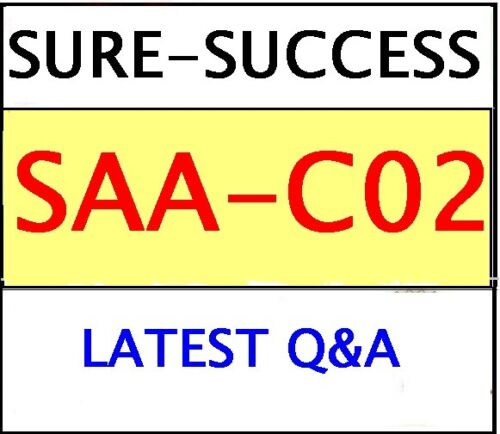 SAA-C02 AWS Certified Solutions Architect – Associate EXAM Practice Q&A
