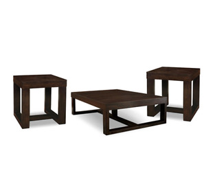 Watson 3-Piece Coffee and Two End Tables Package!