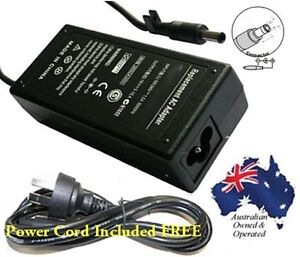 AC Adapter Replaces HP Compaq 394224-001 Power Supply Battery Charger