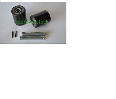 Dayton 4yx96 Pallet Jack Load Wheel Kit