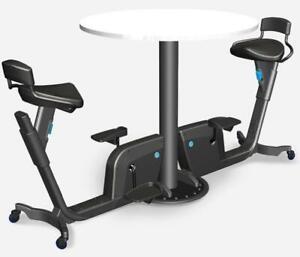 Bike desk | bike Table | Under Desk Bike By Lifespan fitness