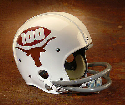 1969 NATIONAL CHAMPIONS TEXAS LONGHORNS Authentic GAMEDAY Football -