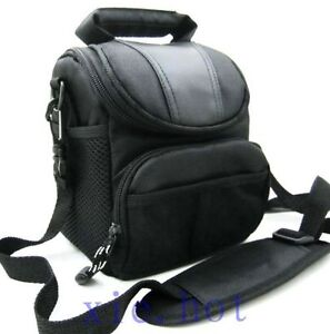 Camera Case Bag for Sony DSC HX100V HX1 NEX-5 NEX-3 NEX7