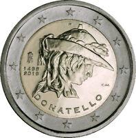 2 Euro Commemorativo Italia 2016- Donatello -  - ebay.it