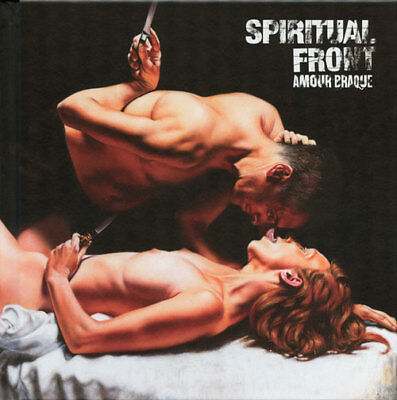 SPIRITUAL FRONT - Amour Braque LP