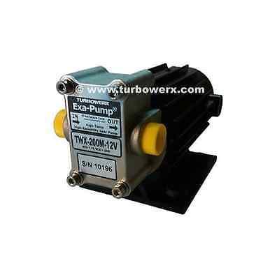 12V TurboWerx Exa-Pump® MINI Electric Scavenge Pump -THE BEST JUST GOT SMALLER!!