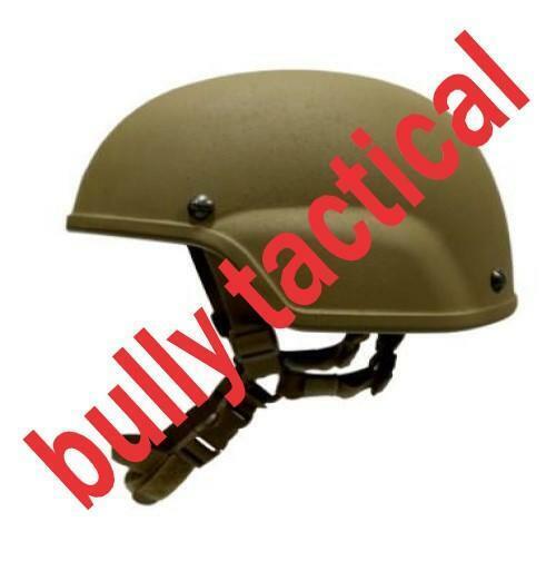 Medium ECH Enhanced Combat Helmet Ceredyne 4453