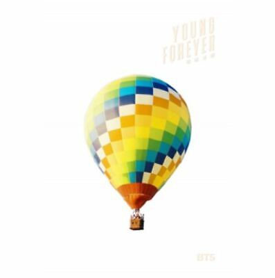 """K-PoP BTS Album """"화양연화 Young Forever""""- 1Photobook + 1CD DAY / Free Shipping"""