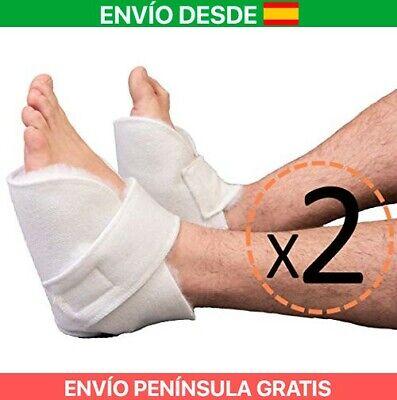 Pack 2 Patucos Antiescaras OrtoPrime - Cojines Antiescaras Pies Codos - Protecto