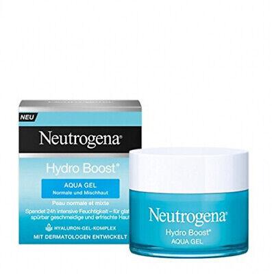 Neutrogena Hydro Boost Aqua Gel Feuchtigkeitscreme Hyaluron-Gel-Komplex 50 ml
