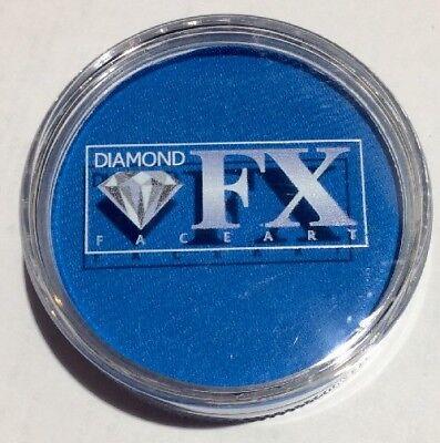 Diamond FX Face Paint Neon Blue NN270 45 G Gr Grams