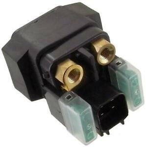 Solenoid Relay NEW Suzuki AN400 AN 400 2003-2009 Motorcycle