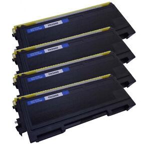 4x-toner-cartucho-XL-FOR-Brother-hl-2030-mfc-7225-n-mfc-7420-mfc-7420-n-tn2000