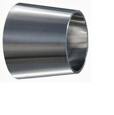 3 X 1 12 Sanitary Stainless Steel Concentric Reducer Ss 316l