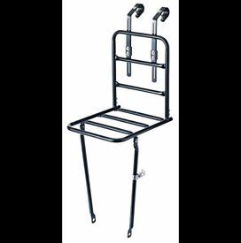 Front carrier - bike rack