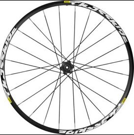 "Mavic Crossride 29"" MTB Rear Wheel Boost"