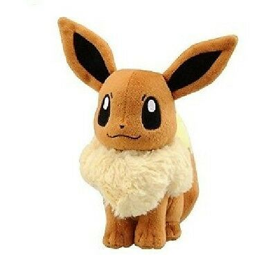 "30CM Pokemon 12"" EEVEE Pokémon Go Plush  Toy TOMY Soft Stuffed Animal Doll Evee"
