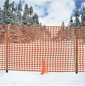 fence/ clouture constrution or snow New!