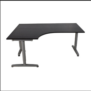 Ikea Corner Desk with extension in excellent condition for sale