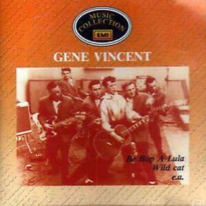 CD-Rock-n-Roll-50s-GENE-VINCENT-Music-Collection-EMI-Be-Bop-A-Lula-YNWA