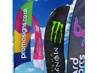 Printed Flags/Custom Flags/Feather Flags/Beach Flags/Advertising Flags//Shop Signs/Signage/Banner