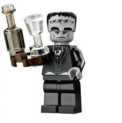 LEGO MONSTER FIGHTERS HAUNTED HOUSE MINIFIGURE MONSTER BUTLER HALLOWEEN 10228