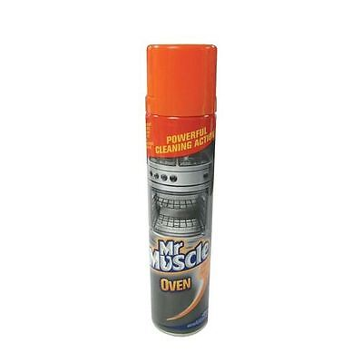 MR MUSCLE OVEN CLEANER 12x300ml