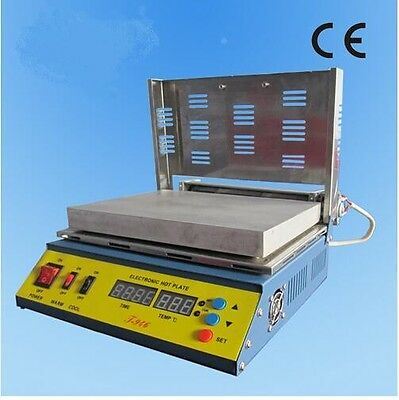 New Hot Plate T 946 Mcup Pcb Preheater Preheating Oven Station 180 X 240mm 800w