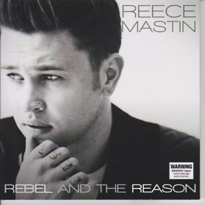 REECE MASTIN REBEL AND THE REASON CD EP NEW SEALED