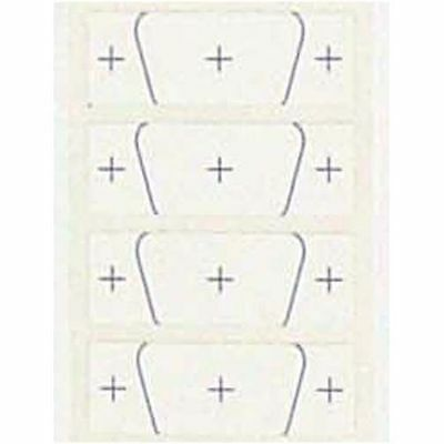 At-9 Adhesive Backed Templates For Mk-9p Dsp-9p Panal Punch