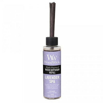 Woodwick Candle Reed Diffuser Refill 4 Oz. - Lavender Spa