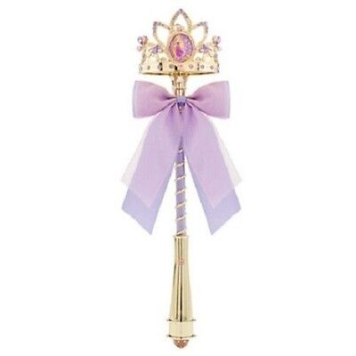 Deluxe~RAPUNZEL~Jewel~Flashing~LIGHT UP~WAND~TANGLED~NWT~Disney - Deluxe Rapunzel Kostüme