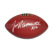 New York Jets Signed Football