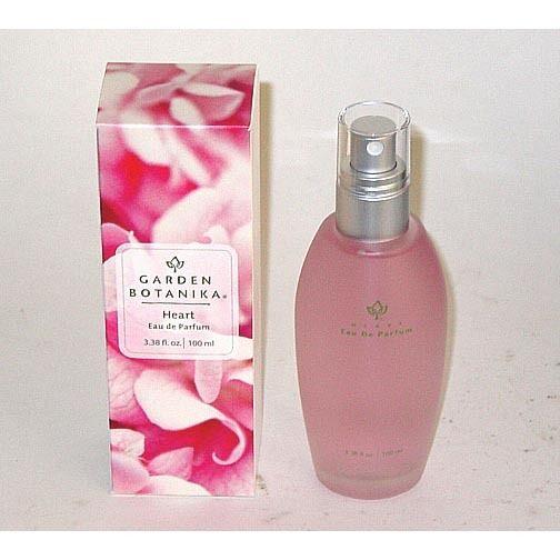 Garden Botanika Heart Eau De Parfum 338 FL Oz 100 Ml eBay