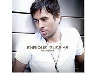 Enrique Iglesias Greatest Hits CD/ALBUM! *NEW STILL SEALED*