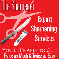 Professional Sharpening Services