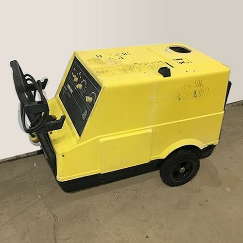 Used Karcher HD 580 110 Volt / Diesel 2.5GPM@1000PSI Hot Water Pressure Washer
