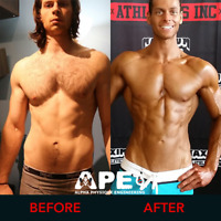 ONLINE FITNESS + CONTEST PREP COACHING W/ CBBF MENS PHYSIQUE!!