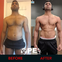 1:1 Fat Loss Training & Nutrition Coaching (ONLY 3 SPOTS OPEN!)