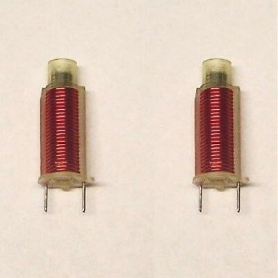 1.2 -1.5 Variable Rf Coil Inductor Vintage Pc Mount Radio Tv Electronic Part Nos